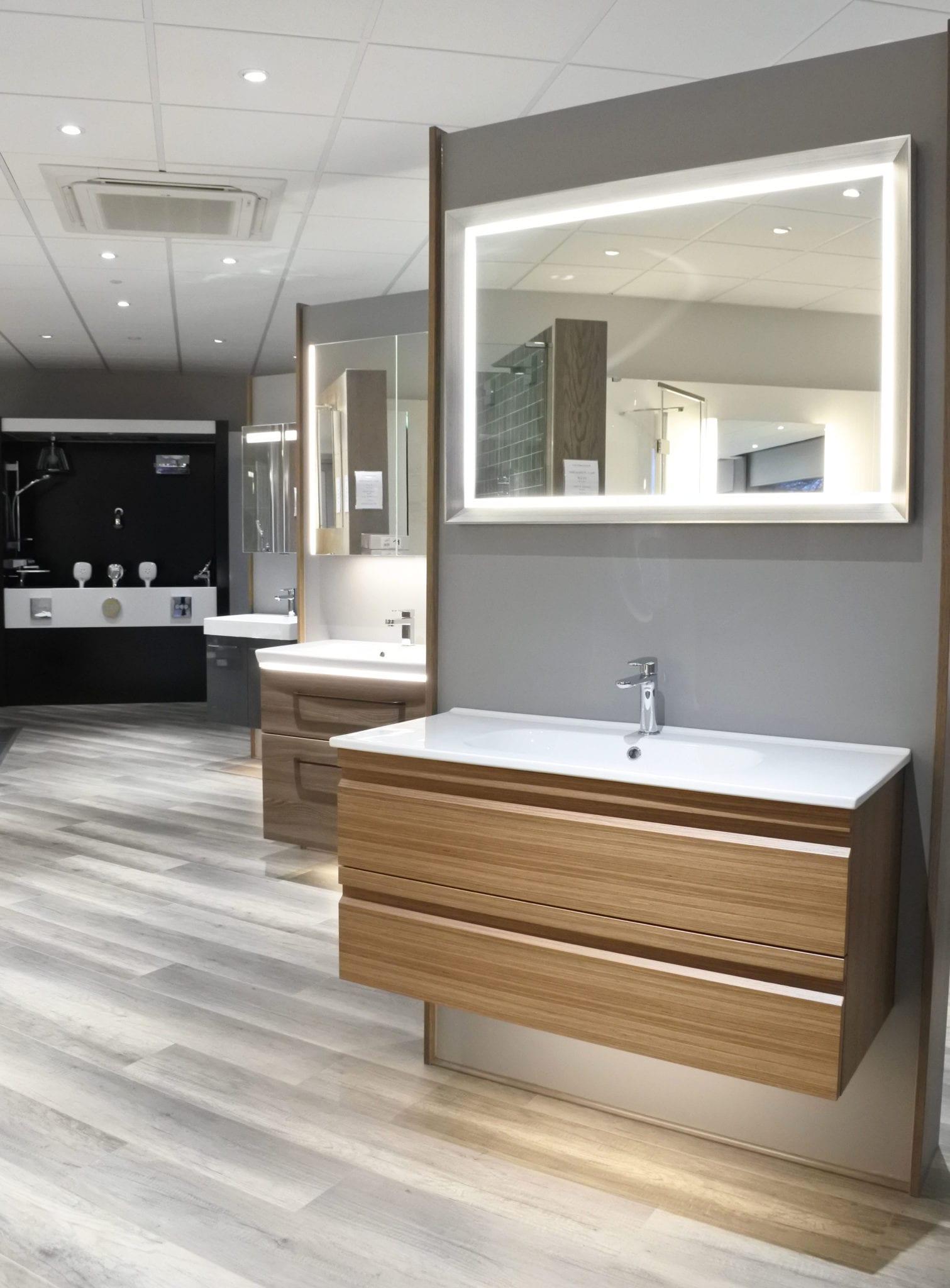 100 salle bains villeroy boch les clairages led for Villeroy et boch salle de bain showroom
