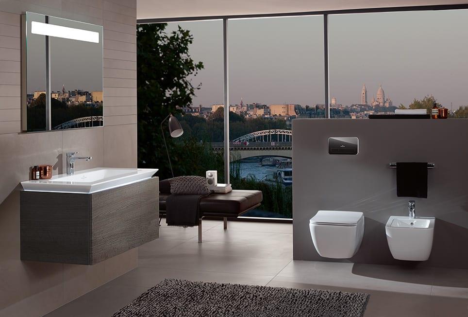 luxury bathrooms in London