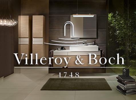 Villeroy & Boch bathrooms